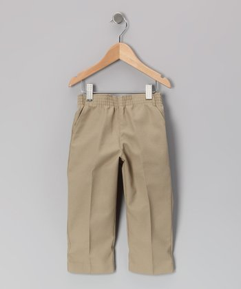Khaki Pants - Boys