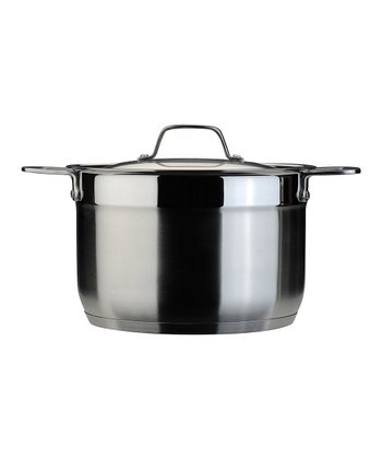 Earthchef Professional 8-Qt. Covered Stockpot