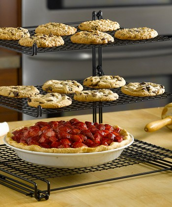 Nonstick Three-Tier Cooling Rack