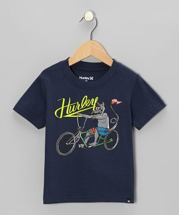 Legacy Navy We're Chillin' Tee - Boys