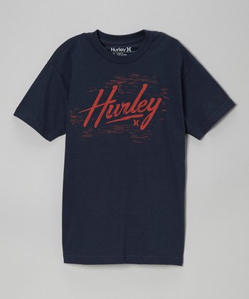 Navy Relief Tee - Boys