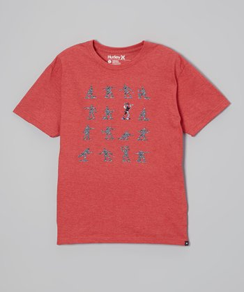 Red Soldier Tee - Boys
