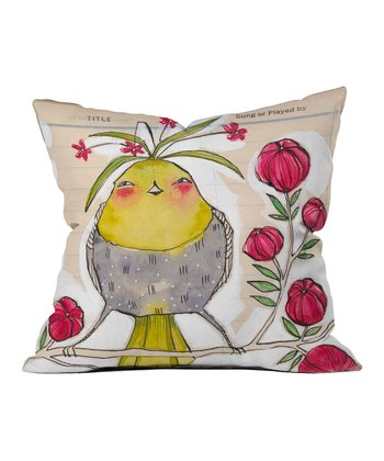 Sweetness & Light Throw Pillow
