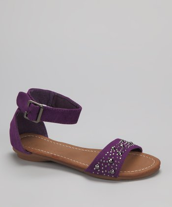 Purple Amalie-03K Sandal