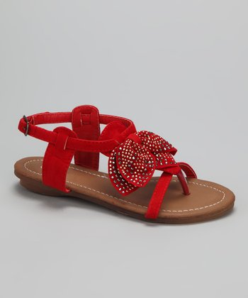 Red Amalie-11K Sandal