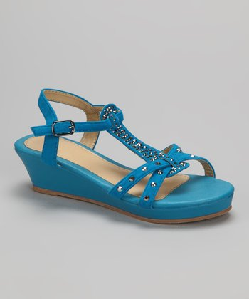 Blue Junita-21K Sandal