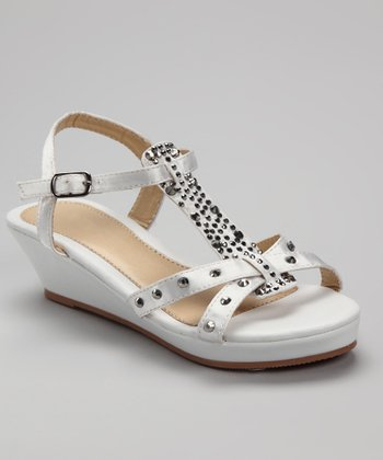 White Junita-21k Sandal