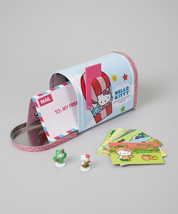 Hello Kitty Deluxe Collector Mailbox
