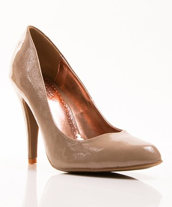 Tan Patent Ashland Pump