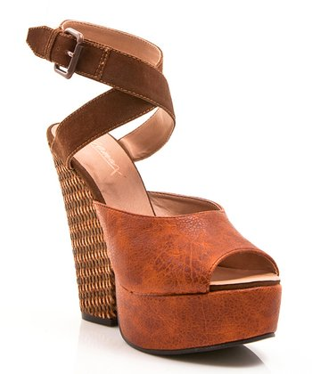 Brown Limited Edition Sandal