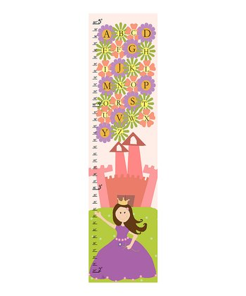 Princess ABC Growth Chart