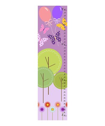 Butterflies Garden Growth Chart