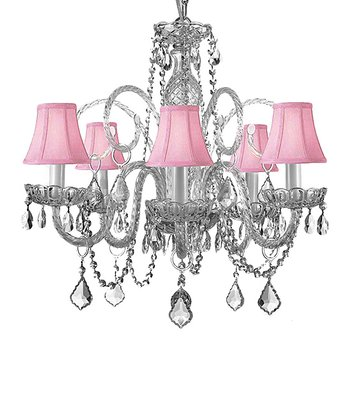 Gallery Crystal Chandelier