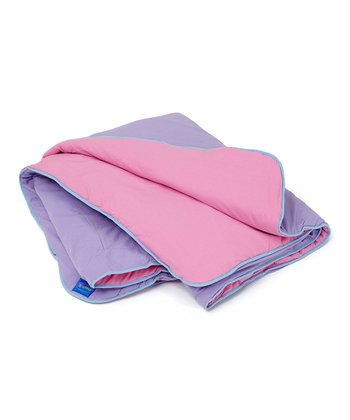 Purple & Pink Reversible Comforter