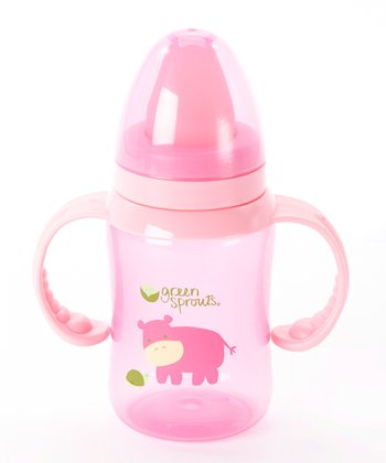 Pink 8-Oz. Trainer Bottle