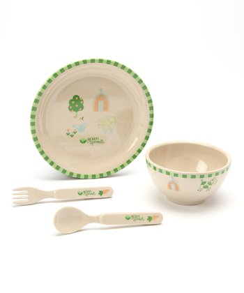 Natural & Green Farm Organic Dish Set