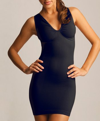 Black Shaper Slip - Women