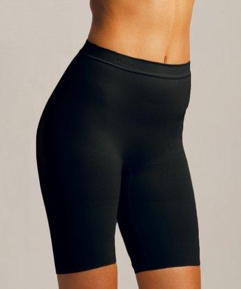 SlimMe by MeMoi Black Shaper Shorts - Women