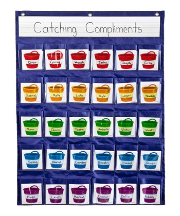 Positive Reinforcement Pocket Chart Set
