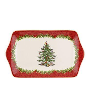 Spode: Christmas Tree