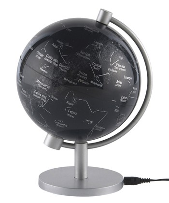 Stars & Constellations 5'' Illuminated Globe