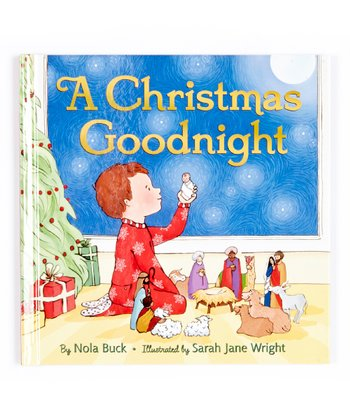 A Christmas Goodnight Hardcover