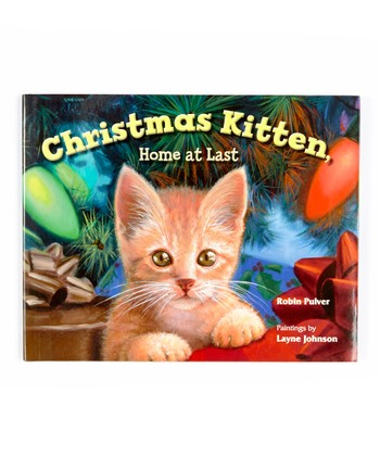 Christmas Kitten: Home at Last Hardcover