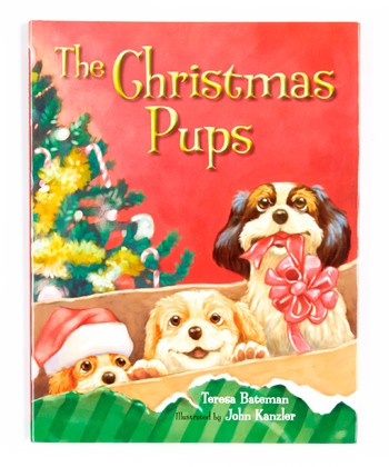 The Christmas Pups Hardcover