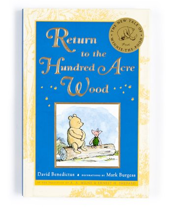 Return to the Hundred Acre Wood Hardcover