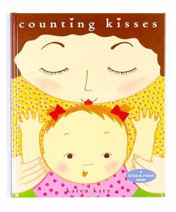 Counting Kisses Hardcover