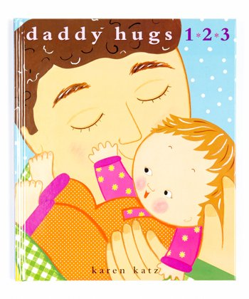 Daddy Hugs Hardcover