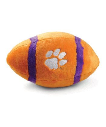Clemson Football Plush Toy