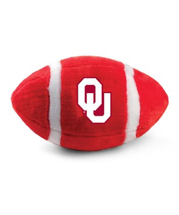 University of Oklahoma Football Plush Toy
