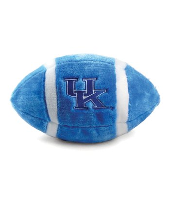 University of Kentucky Football Plush Toy