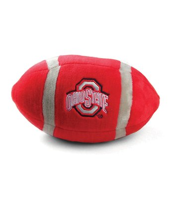 Ohio State Football Plush Toy