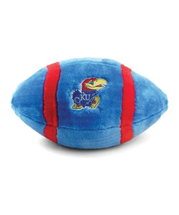 Kansas Football Plush Toy