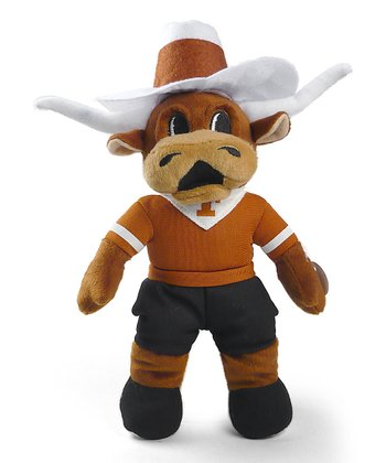 Texas Bevo Musical Plush Toy