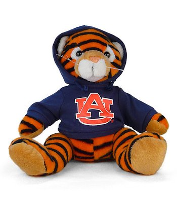 Auburn Tiger Plush Toy