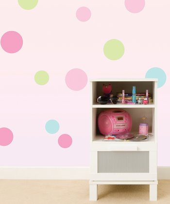 Bon Bon Dots Decal Set