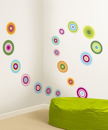 Candy Dot Decal Set