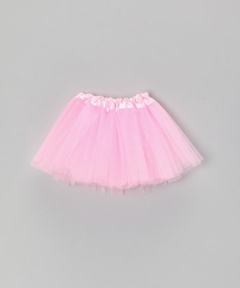 Light Pink Doll Tutu