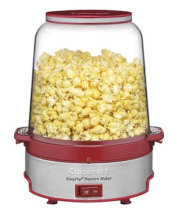 Red EasyPop Popcorn Maker