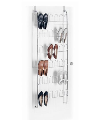 18-Pair Shoe Rack