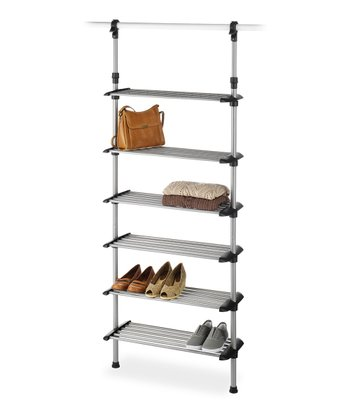 Six-Shelf Closet System