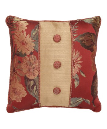 Red Maui Pillow
