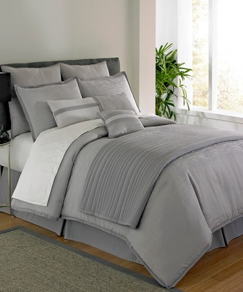 Gray Granite Comforter Set