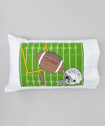 Football Personalized Standard Pillowcase