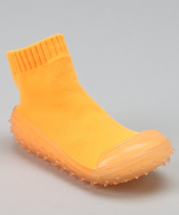 Orange Crystal Gripper Shoe
