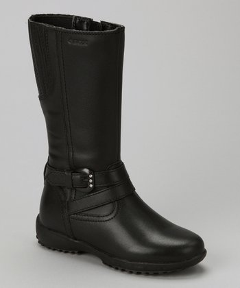 Black Jr Peggy Stivali Boot