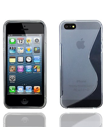 Smoke Gray Slash Case for iPhone 5